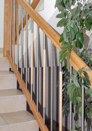 Geländer für Innen